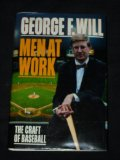 Book Cover Men at Work: The Craft of Baseball