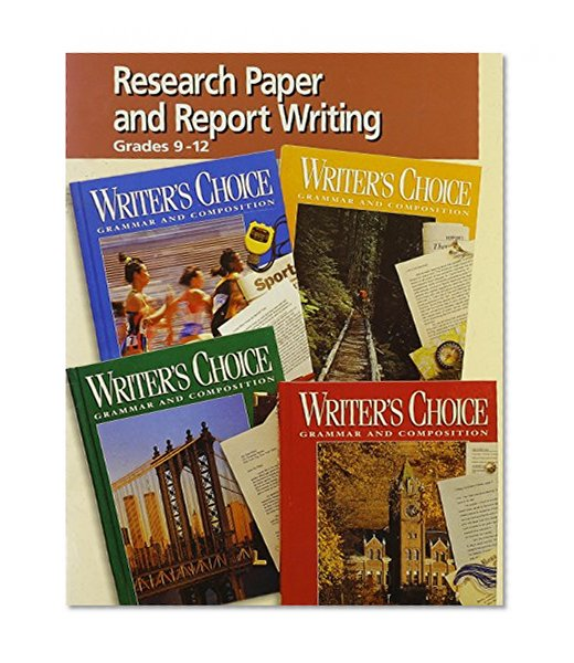 Book Cover Writers Choice Research Papers and Report Writing