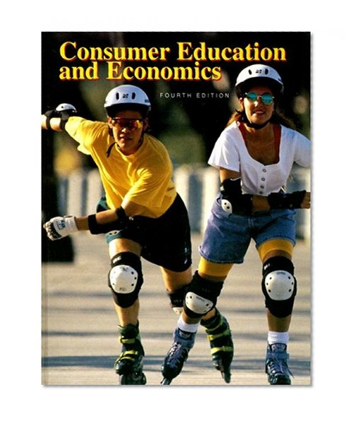 Book Cover Consumer Education and Economics
