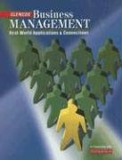 Book Cover Glencoe Business Management: Real-World Applications And Connections [Student Text]