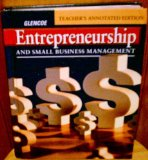 Book Cover Entrepreneurship and Small Business Management, Teacher's  Annotated Edition
