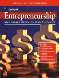Book Cover Entrepreneurship and Small Business Management, Student Activity Workbook (ENTREPRENEURSHIP SBM)