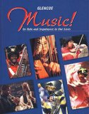 Book Cover Music!: It's Role & Importance in Our Lives Student Edition