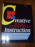 Book Cover Creative Home Economics Instruction