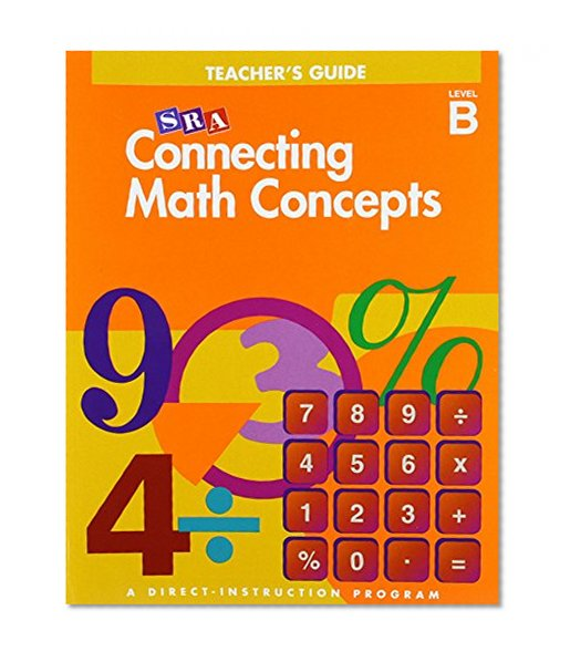 Book Cover Connecting Math Concepts - Teacher Material Package - Level B