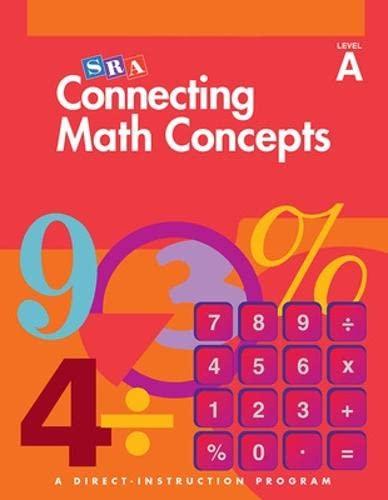 Book Cover Blackline Masters: Blm Math Facts Lva Conn Math Concepts