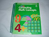 Book Cover SRA Connecting Math Concepts Presentation, Book 1, Level C