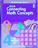 Book Cover Connecting Math Concepts, 2003 Edition, Level E Presentation Book 2 (Direct Instruction)