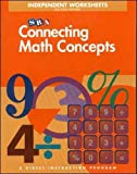 Book Cover Connecting Math Concepts Independent Worksheets,  Level B (Blackline Masters)