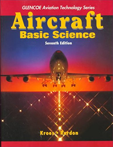 Book Cover Aircraft: Basic Science, Student Study Guide