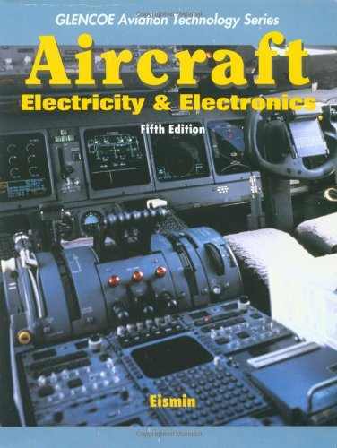 Book Cover Aircraft Electricity and Electronics (Glencoe Aviation Technology Series)