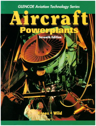 Book Cover Aircraft Powerplants