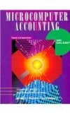 Book Cover Microcomputer Accounting: Tutorial and Applicatins With Daceasy/Book and 12 Disks