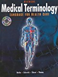 Book Cover Medical Terminology: Language For Health Care with CD-ROM
