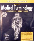 Book Cover Instructor's Manual for Medical Terminology: Language for Health Care