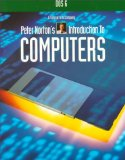 Book Cover DOS 6: A Tutorial Accompany Peter Norton's Introduction to Computers