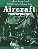 Book Cover Aircraft: Powerplants, Student Study Guide