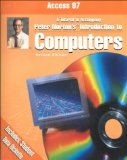 Book Cover Microsoft Access 97: A Tutorial to Accompany Peter Norton's Introduction to Computers