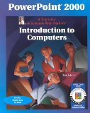Book Cover PowerPoint 2000 Level 1 Core: A Tutorial to Accompany Peter Norton Introduction to Computers Student Edition
