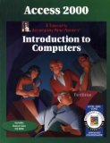 Book Cover Access 2000 Level 1 Core: A Tutorial to Accompany Peter Norton Introduction to Computers Student Edition