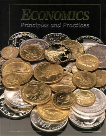 Book Cover Economics: Principles & Practices Student Edition 1995