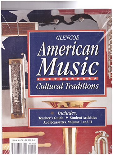 Book Cover American Music: Cultural Traditions