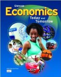 Book Cover Economics Today & Tomorrow - TEACHER'S WRAPAROUND EDITION (Hardcover)