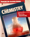 Book Cover Merrill Chemistry Problems and Solutions Manual