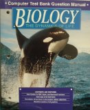 Book Cover BIOLOGY (The Dynamics of Life, Computer Test Bank Question Manual)