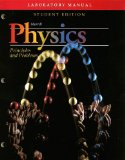 Book Cover Merrill Physics Laboratory Manual: Principles and Problems