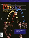 Book Cover Physics Principles and Problems Lab Worksheets