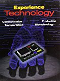 Book Cover Experience Technology: Communication, Production, Transportation, Biotechnology, Student Text