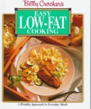 Book Cover Betty Crocker's Easy Low-Fat Cooking