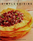 Book Cover Simple Cuisine: The cookbook that redefined healthful four-star cooking