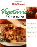 Book Cover Betty Crocker's Vegetarian Cooking: Easy Meatless Main Dishes Your Family Will Love!