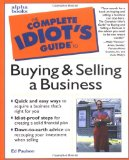 Book Cover The Complete Idiot's Guide to Buying and Selling a Business