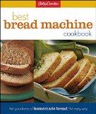 Book Cover Betty Crocker Best Bread Machine Cookbook (Betty Crocker Cooking)