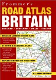Book Cover Frommer's Road Atlas Britain
