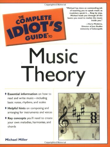 Book Cover The Complete Idiot's Guide to Music Theory