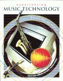 Book Cover Experiencing Music Technology: Software, Data, and Hardware (with CD-ROM)
