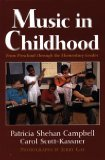 Book Cover Music in Childhood: From Preschool Through the Elementary Grades
