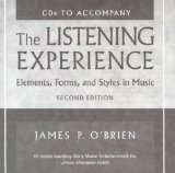 Book Cover The Listening Experience Elements, Forms, and Styles in Music (5 CD Set)