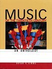 Book Cover Music of the Twentieth Century: An Anthology