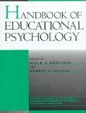 Book Cover Handbook of Educational Psychology (Macmillan research on education handbook series)