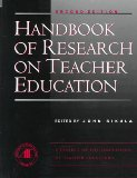 Book Cover Handbook of Research on Teacher Education