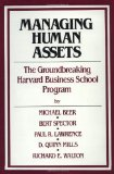 Book Cover Managing Human Assets