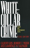 Book Cover White-Collar Crime: Classic and Contemporary Views, 3rd Edition