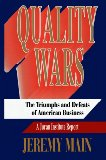 Book Cover Quality Wars: The Triumphs and Defeats of American Business