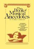 Book Cover Book of Musical Anecdotes