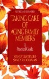 Book Cover Taking Care of Aging Family Members:: A Practical Guide